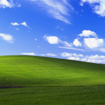 "Windows XP ""Bliss"" wallpaper"